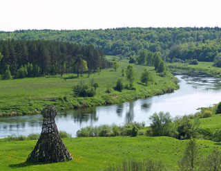 База отдыха Зайцева Гора - охота, рыбалка, отдых на